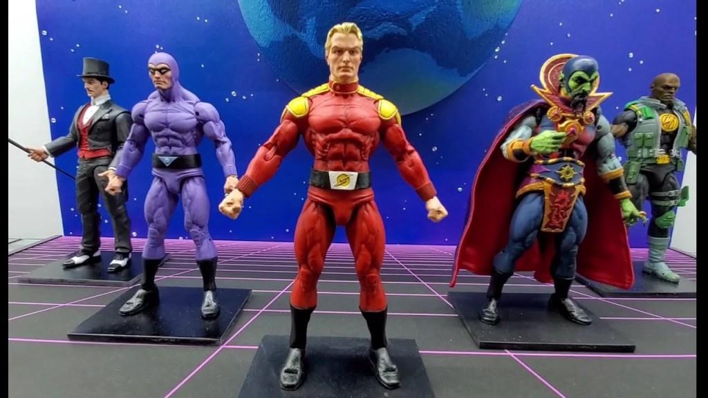 defender of the earth flash gordon bechita y bechito