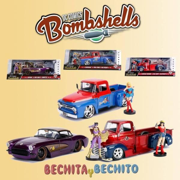 DC Comics Bombshells Autos
