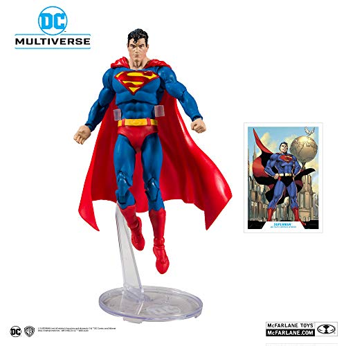 dc multiverse mcfarlane action comics 1000