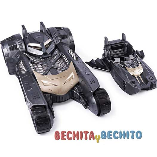 Batimovil 2 en 1 Batman 2