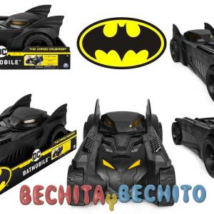 Batmobile The Caped Crusader Spin Master Batman