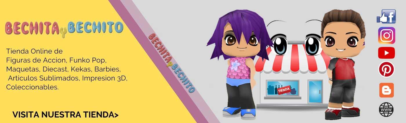 Bechita-y-Bechito-figuras-de-accion,-Funko-Pop-y-Comic-Store