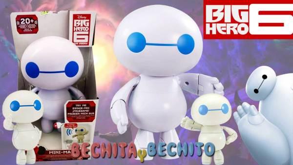 Baymax-Mini-Max-Talking-big-hero-6