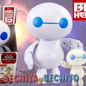 Baymax-Mini-Max-Talking-big-hero-6