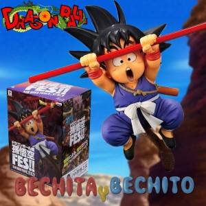 Dragon Ball Child Goku Banpresto
