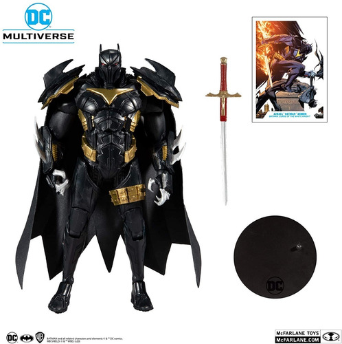 Azrael in Batman Armor