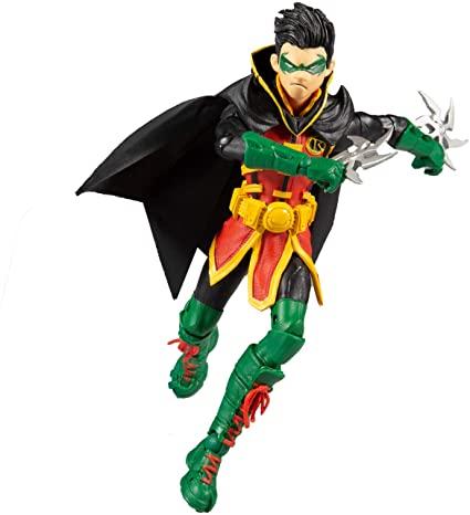 Robin Damian Wayne McFarlane Toys 1