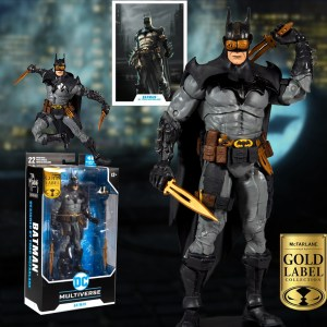 batman gold label
