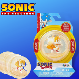 Sonic tails Booster Sphere