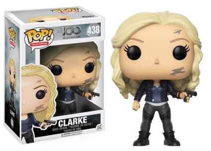 the 100 funko pop 438 Clarke