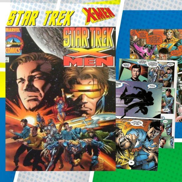Star Trek X Men