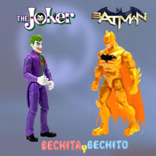 batman joker spin master