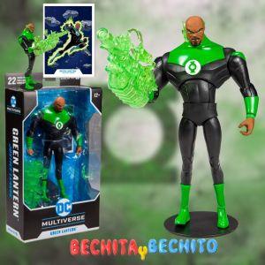 Green Lantern Animated McFarlane Toys