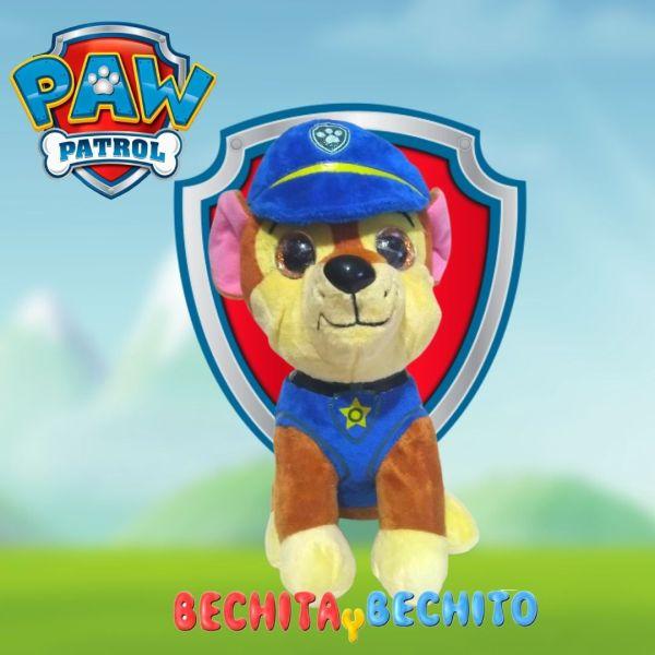paw patrol CHASE peluche