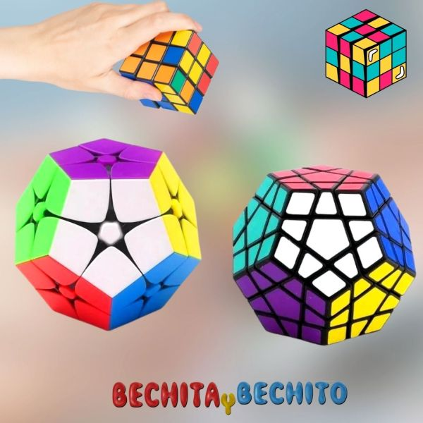 cuno magico dodecaedro