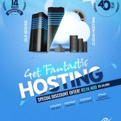 Hosting - Unlimited Domains