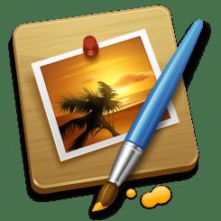 Pixelmator ikonet