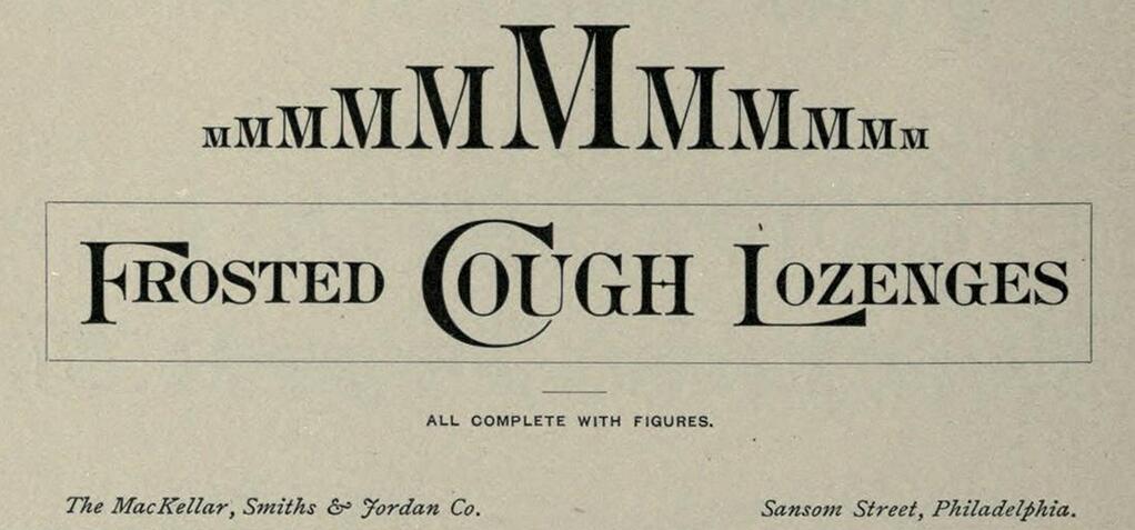 Typografisk specimen
