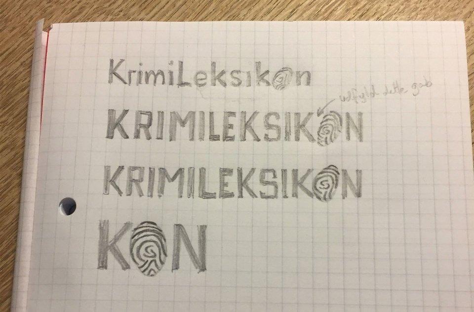 krimileksikon raffinering af logoet