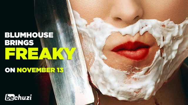 Blumhouse Brings Freaky on November 13.