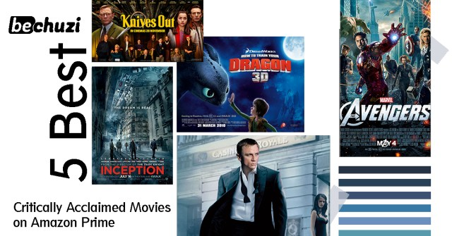 5 Best Critically Acclaimed Movies on Amazon Prime