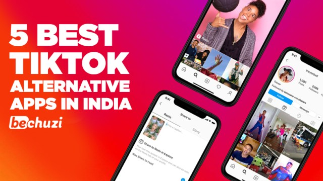 5 Best Tiktok Alternative Apps in India That Everyone Loves
