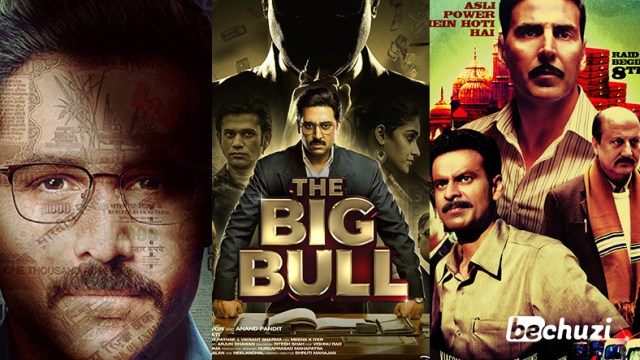 5 Top Bollywood Movies Based on the Scams in India