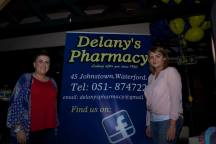 The girls from Delanys