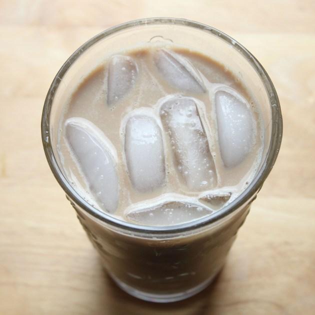 #coffee #iced #recipe #quick