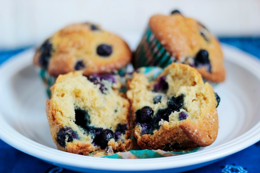 Blueberry Muffins  #blueberry #muffins