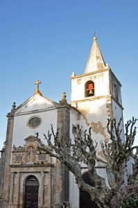 Church of Santa Maria, Óbidos