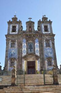 Church of St. Ildefonso, Porto