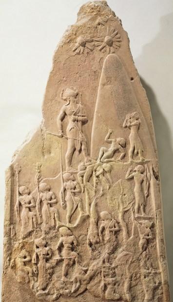 victory-stele-of-naram-sin