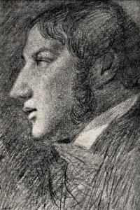 Self-Portrait of John Constable (1806).