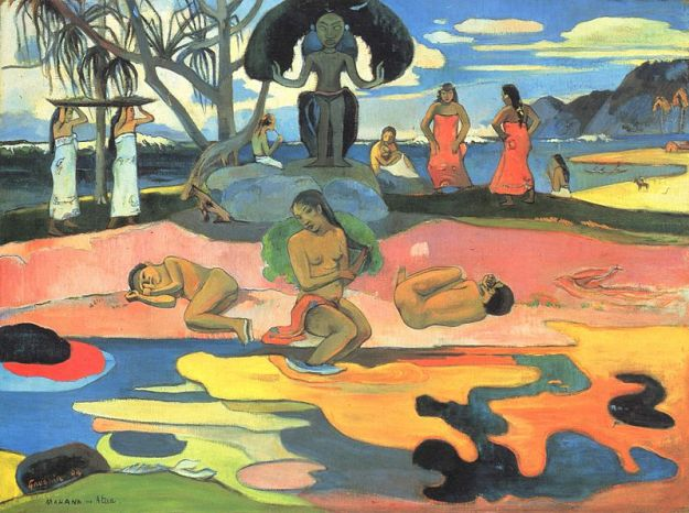 Gauguin - Day of the God