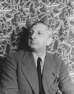Giorgio de Chirico, photographed by Carl Van Vechten (1936).