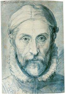 Giuseppe Arcimboldo (self-portrait).