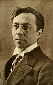 Wassily Kandinksy (c. 1913).