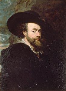Self-Portrait by Peter Paul Rubens (1623).
