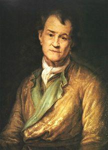 Self-Portrait of Pierre Puget.