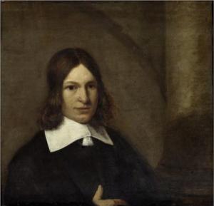 Self-Portrait of Pieter de Hooch (1648-1649).