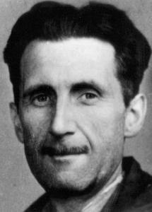 George Orwell in 1933.