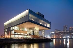 The new ICA building in South Boston was almost universally lauded by the architectural community.