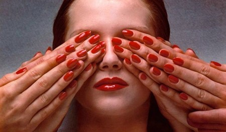 Guy-Bourdin-photography-Nars-makeup-collection
