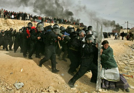 Oded Bality/AP