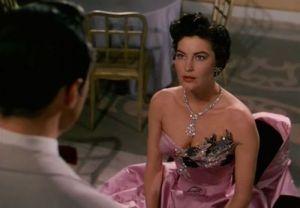 Ava Gardner in The Barefoot Contessa (1954).