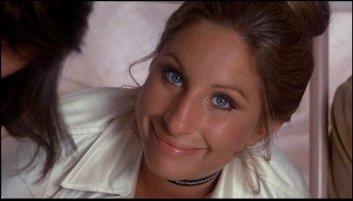 Barbra Streisand in Peter Bogdanovich's What's Up, Doc? (1972).