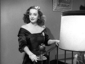 Bette Davis in All About Eve (1950).