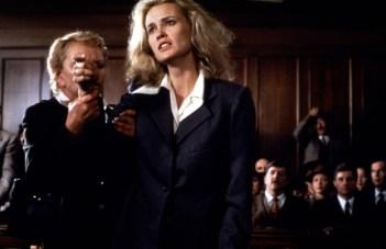 Jessica Lange as Frances Farmer in Frances (1982).