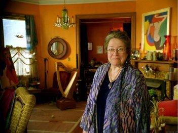 Kathy Bates in Alexander Payne's About Schmidt (2002).